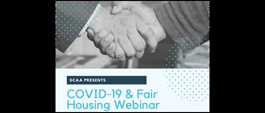 COVID-19 & Fair Housing Webinar