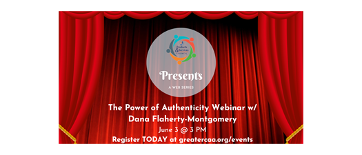 PSC Presents: The Power of Authenticity Webinar