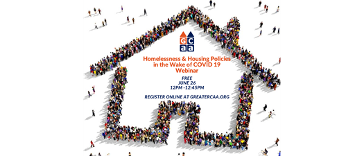 Homelessness & Housing Policies in the Wake of COVID 19 Webinar