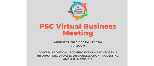 PSC Virtual Business Meeting