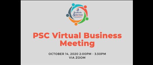 PSC Virtual Business Meeting