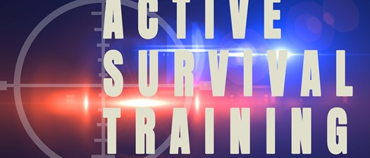 GCAA's July General Meeting: Active Survival Training