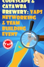 Codescape & Catawba Brewery: YAPs Networking & Team Building Event