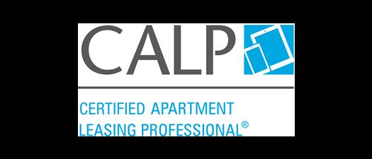 CALP - Certified Apt Leasing Professional
