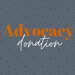 Advocacy Donation