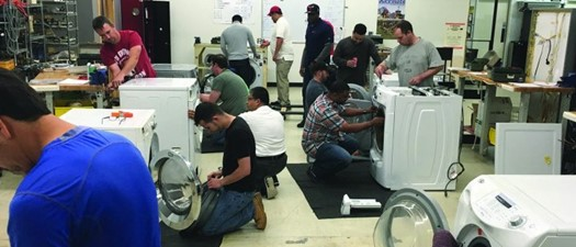 Appliance Troubleshooting and Repair Workshop