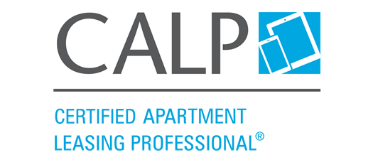Certified Apartment Leasing Professional (formerly NALP)