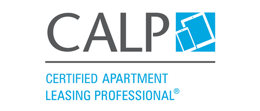 CALP- Certified Apartment Leasing Professional (formerly NALP)