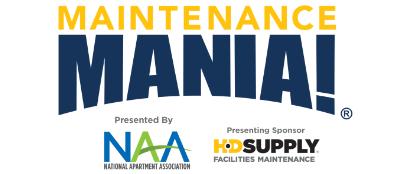 Maintenance Mania!