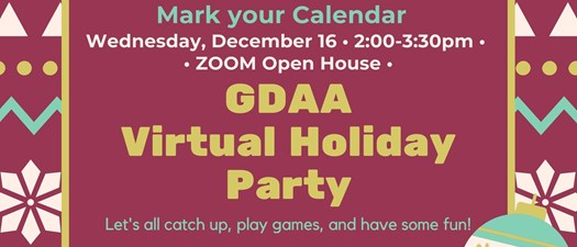 Virtual Holiday Party 2020