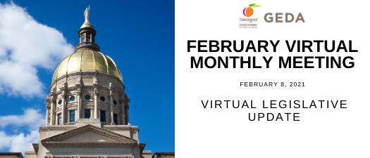February 2021 Virtual Event