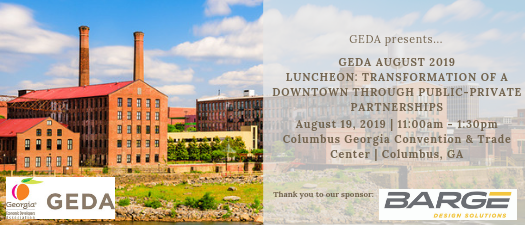 GEDA 2019 August Luncheon