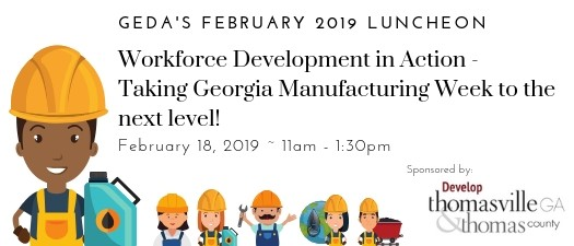 GEDA 2019 February Luncheon