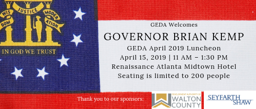 GEDA 2019 April Luncheon