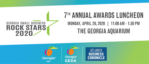 GEDA 2020 Small Business ROCK STAR Awards - Canceled
