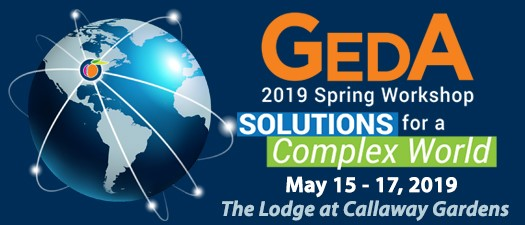 GEDA 2019 Spring Workshop