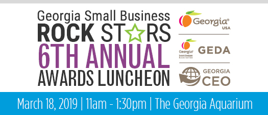 GEDA 2019 Small Business ROCK STAR Awards