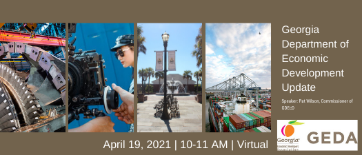 April 2021 Virtual Monthly Meeting