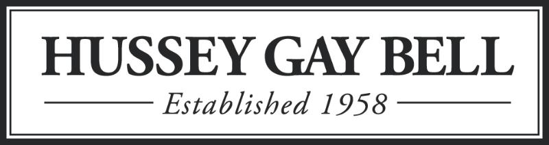 Hussey Gay Bell logo