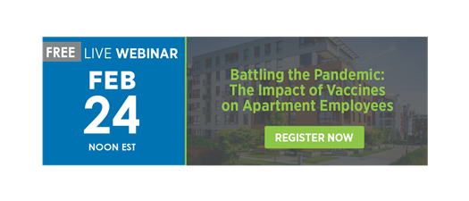 NAA Webinar Battling the Pandemic: The Impact of Vaccines on Apt Employees