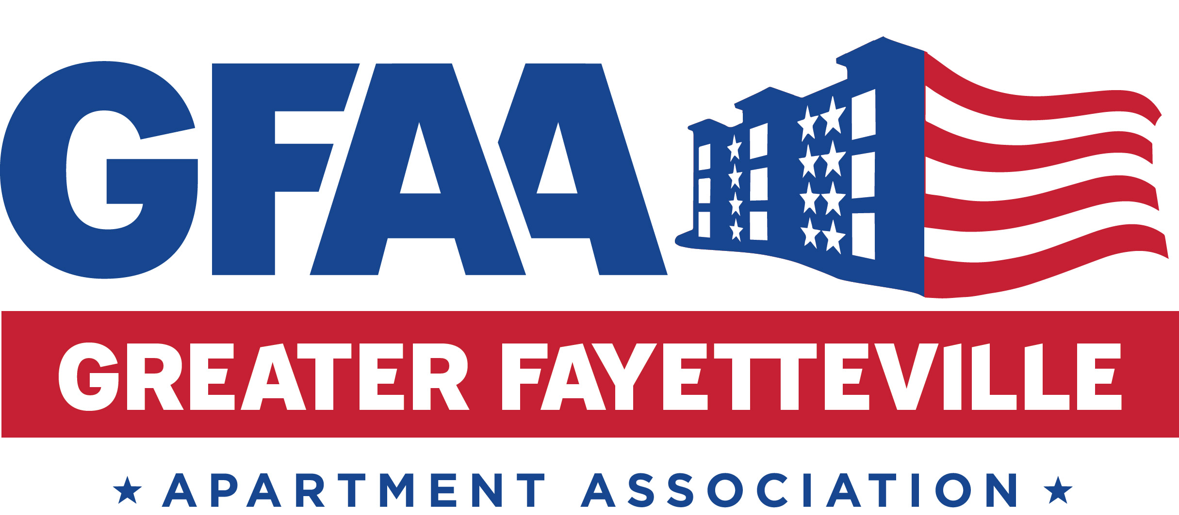 Greater Fayetteville Apartment Association Logo