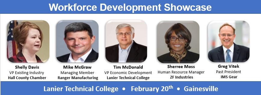 Workforce Development Showcase Gainesville Georgia Manufacturing Alliance