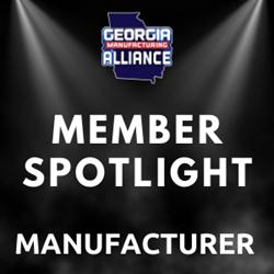 Member Spotlight - Manufacturer