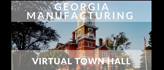 Manufacturing Virtual Town Hall - MNN - 7-24-2020