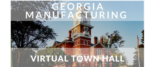 Manufacturing Virtual Town Hall - MNN - 6-8-2020