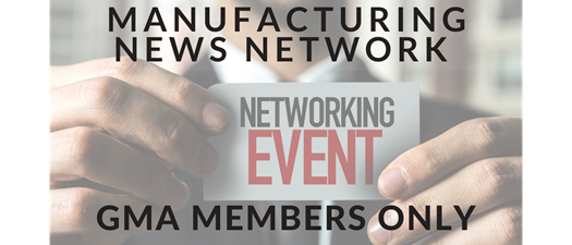GMA Members ONLY - Virtual Networking - 4-22-2020