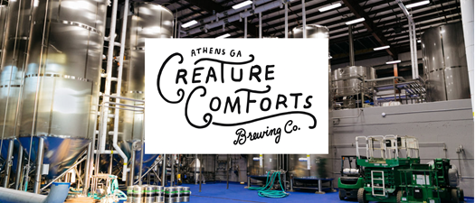 Creature Comforts Production Facility at Southern Mill