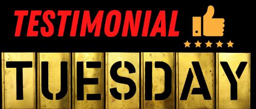Virtual Networking - Testimonial Tuesday - April 2021