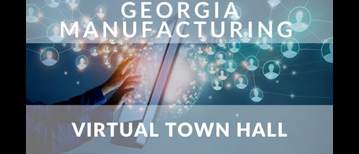 Manufacturing Virtual Town Hall - MNN - 6-1-2020