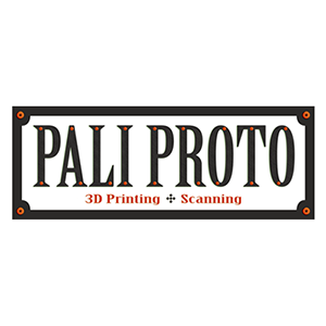 PaliProto 3D Printing and 3D Scanning