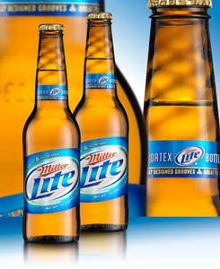 Miller Lite Vortex® bottle