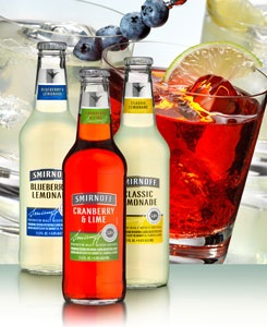 Smirnoff Premium Malt Mixed Drinks