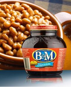 """B&M Baked Beans """"Beanpot"""""""