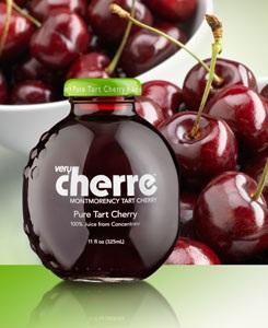 Very CherreTM Montmorency Tart Cherry Juice