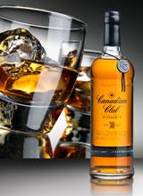 Canadian Club 30 Year Aged Whiskey