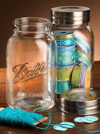Ball Decorative One Gallon Jar