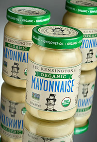 Sir Kensington's Organic Mayonnaise