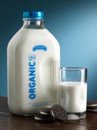Straus Family Creamery Organic Milk