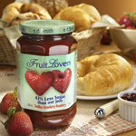 Fruit Lovers Strawberry-Raspberry Jam