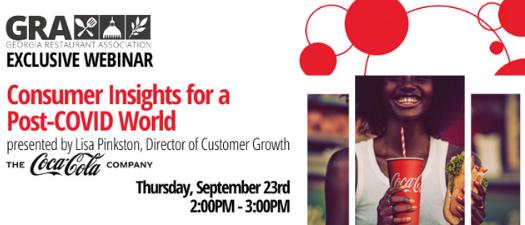 GRA Exclusive Webinar: Consumer Insights for a Post-COVID World