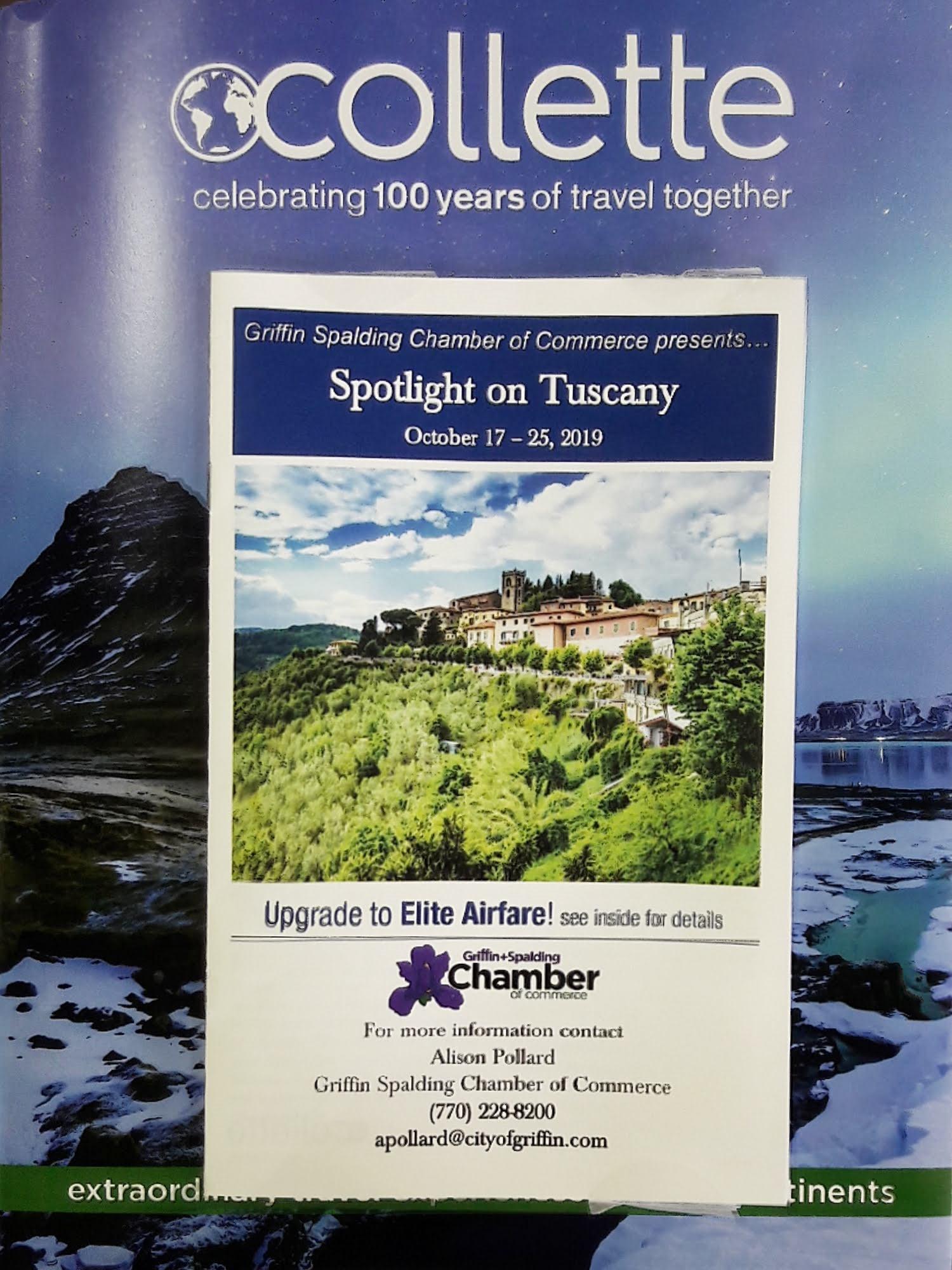 Tuscany info
