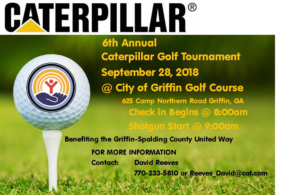 Caterpillar Golf Info