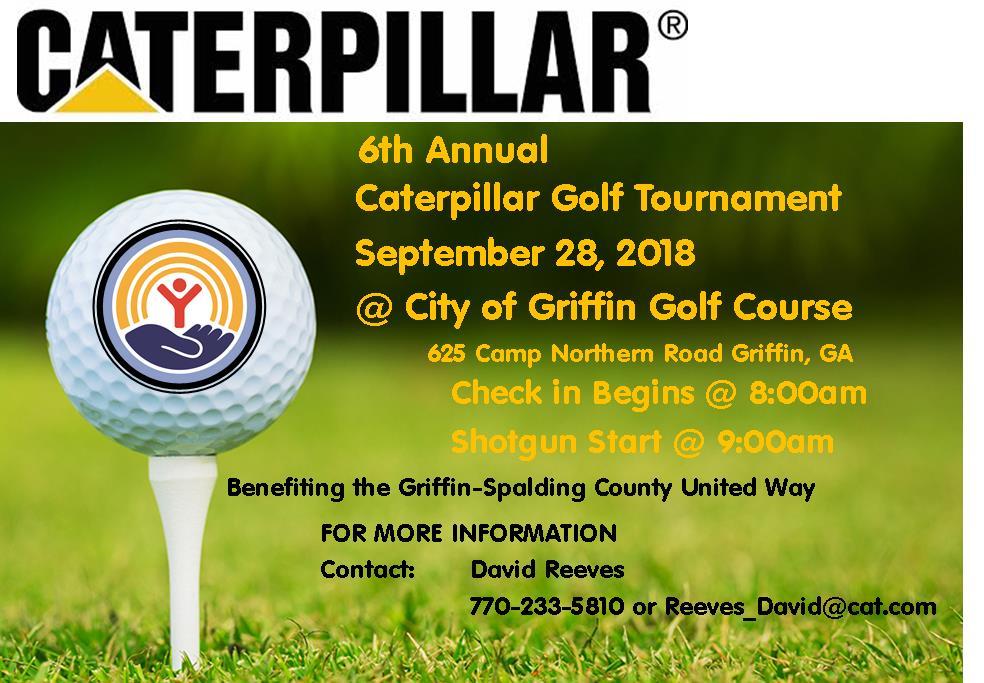 Caterpillar Golf Info