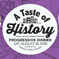 Taste  of History Tour Sponsor