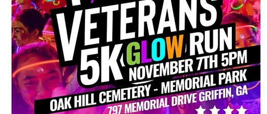 2nd Annual Veterans 5K Glow Run