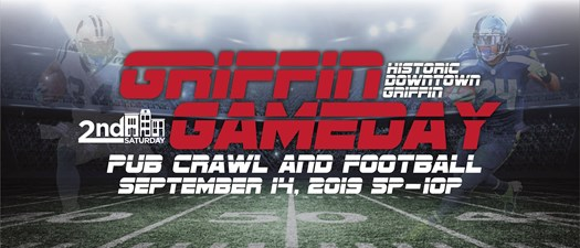 2nd Saturday - Griffin GameDay